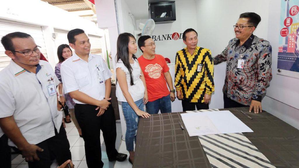 Dorong UMKM, Bank DKI Perluas Jaringan di Pasar