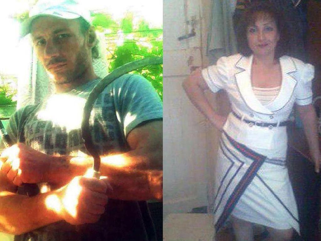 Jejak Horor Cannibal Couple Asal Rusia