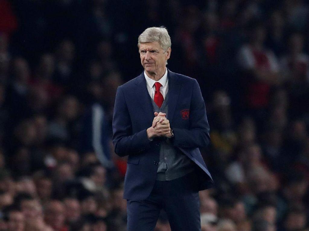 Wenger Kian Tegaskan Dominasi atas Tony Pulis