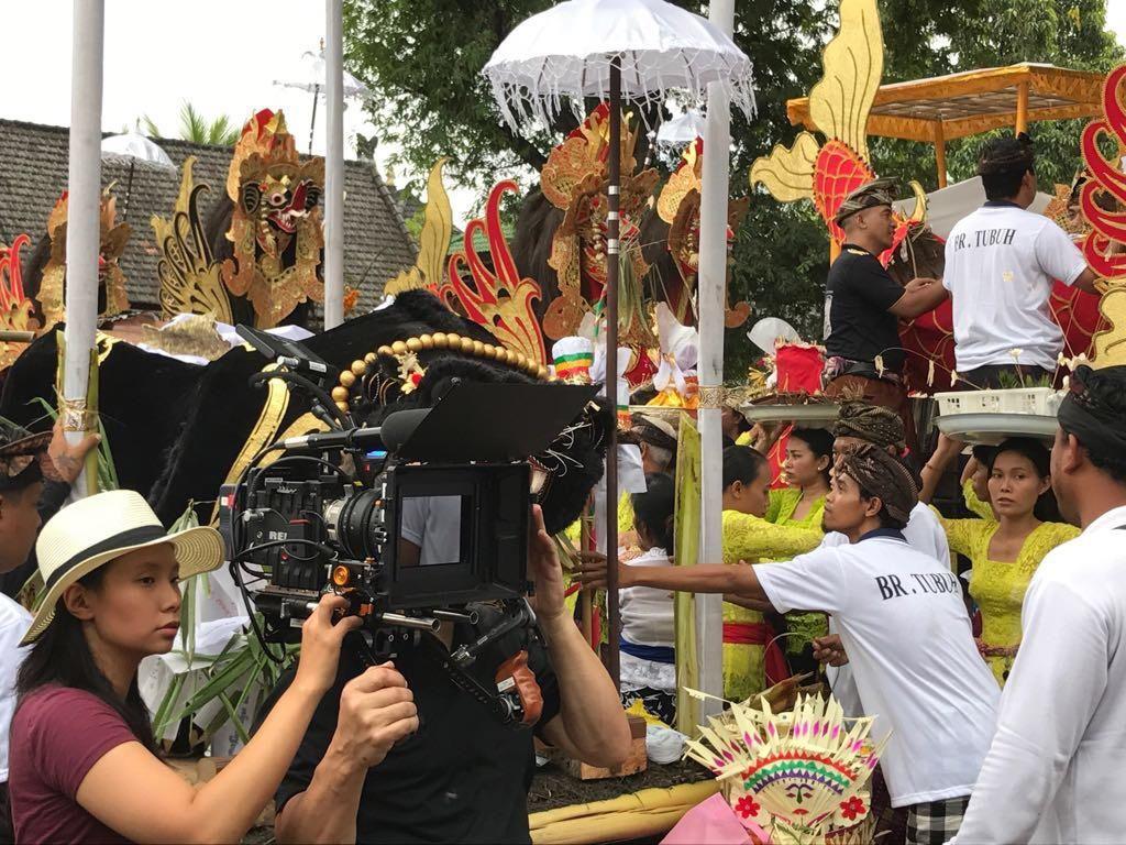 Angkat Nama Bali, Film Karya Livi Zheng Diapresiasi Sineas Dunia