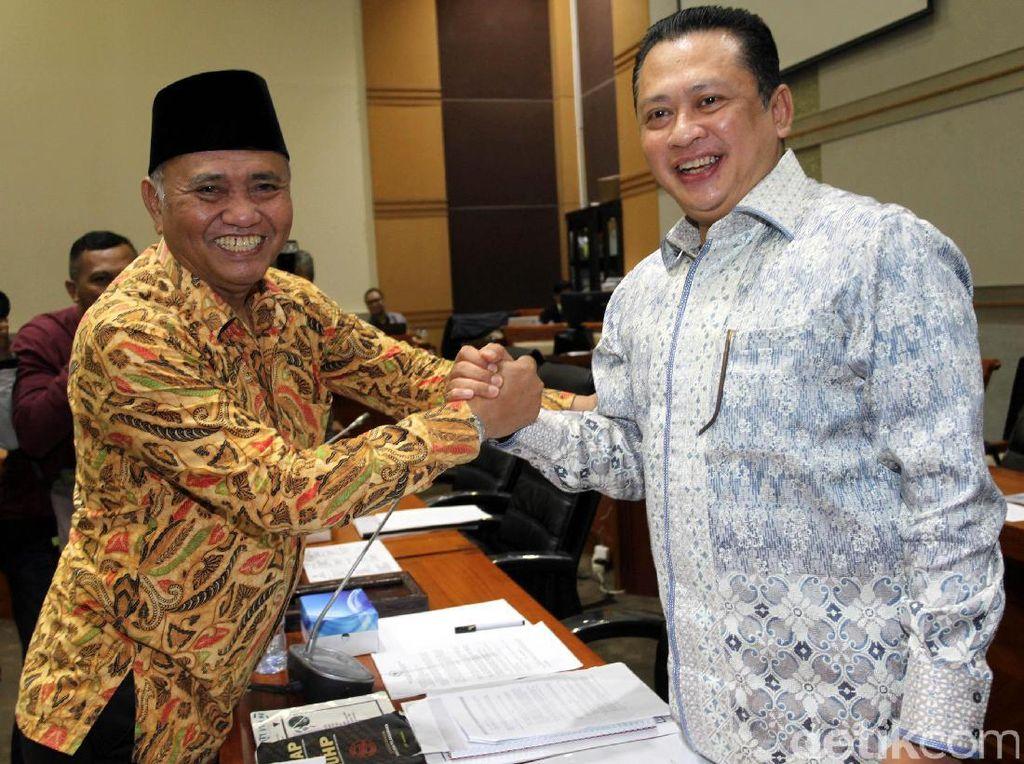 KPK Rapat Dengar Pendapat dengan Komisi III DPR