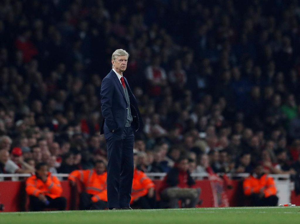 Seaman kepada Fans Arsenal: Ayo Tunjukkan Respek untuk Wenger
