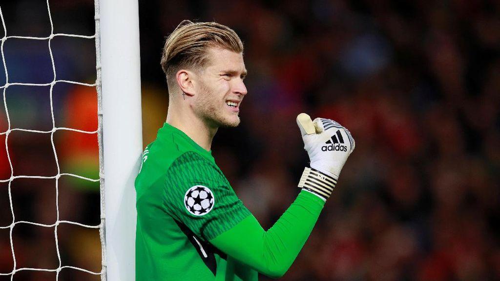 Karius Tak Mau Cuma Jadi Pilihan Utama di Liga Champions