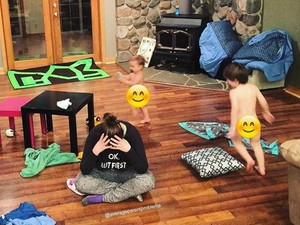 Foto: <i>Real Mom Struggle</i>! Mana yang Pernah Bunda Alami?
