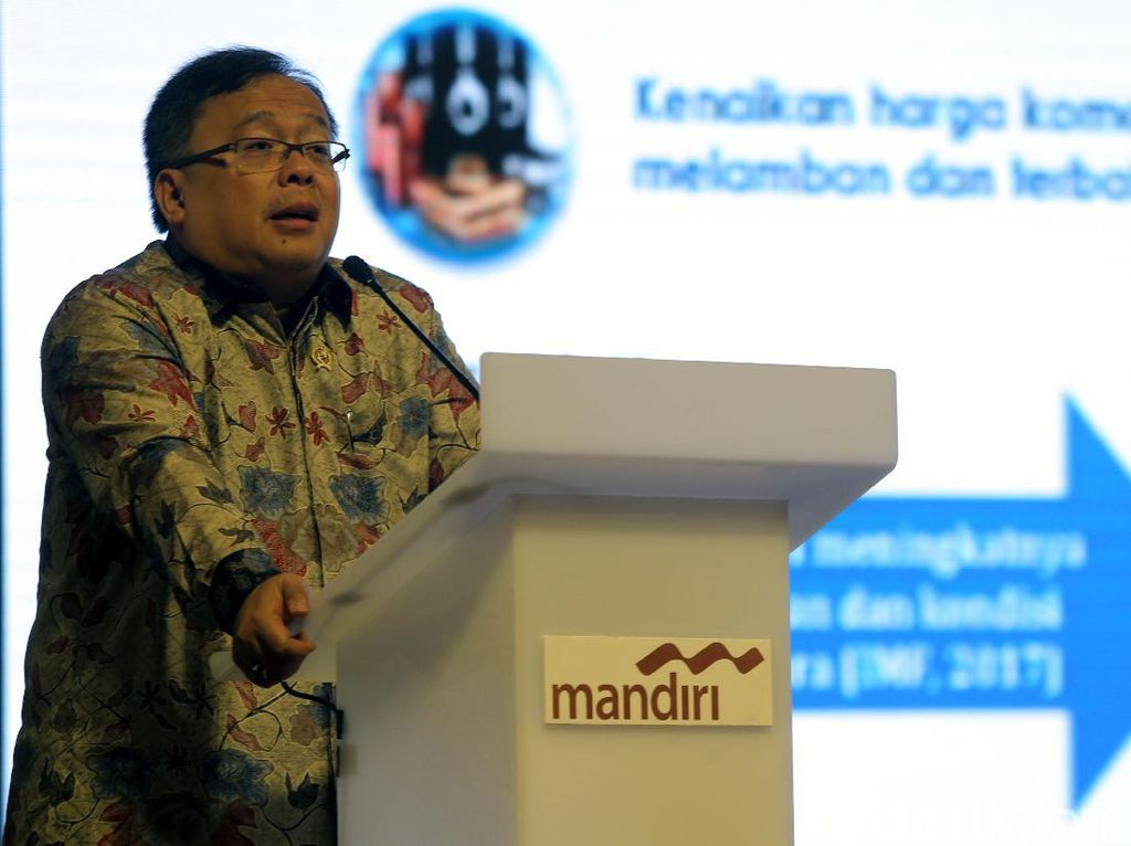 Bambang Brodjonegoro Hadiri Seminar Pengelolaan Kekayaan