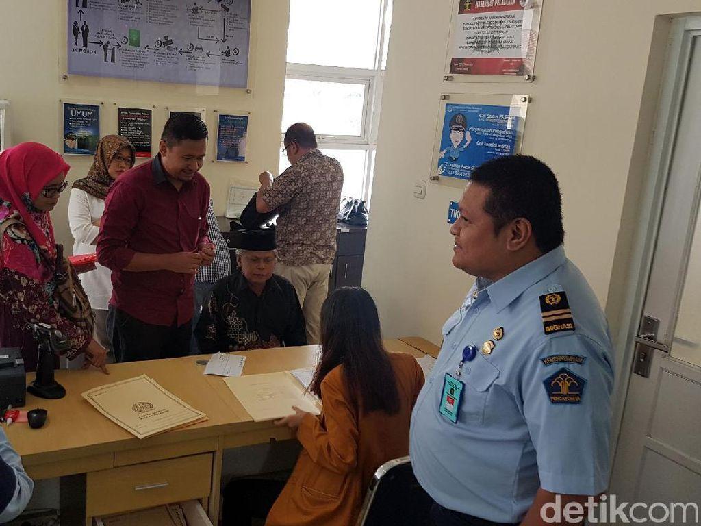 Pasca OTT Polda Jabar, Pelayanan Imigrasi Sukabumi Tetap Normal