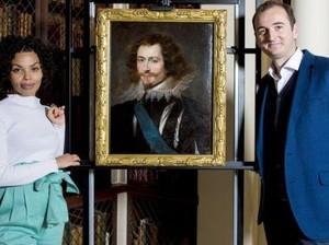 Lukisan Duke of Buckingham Ditemukan Pasca 400 Tahun Hilang