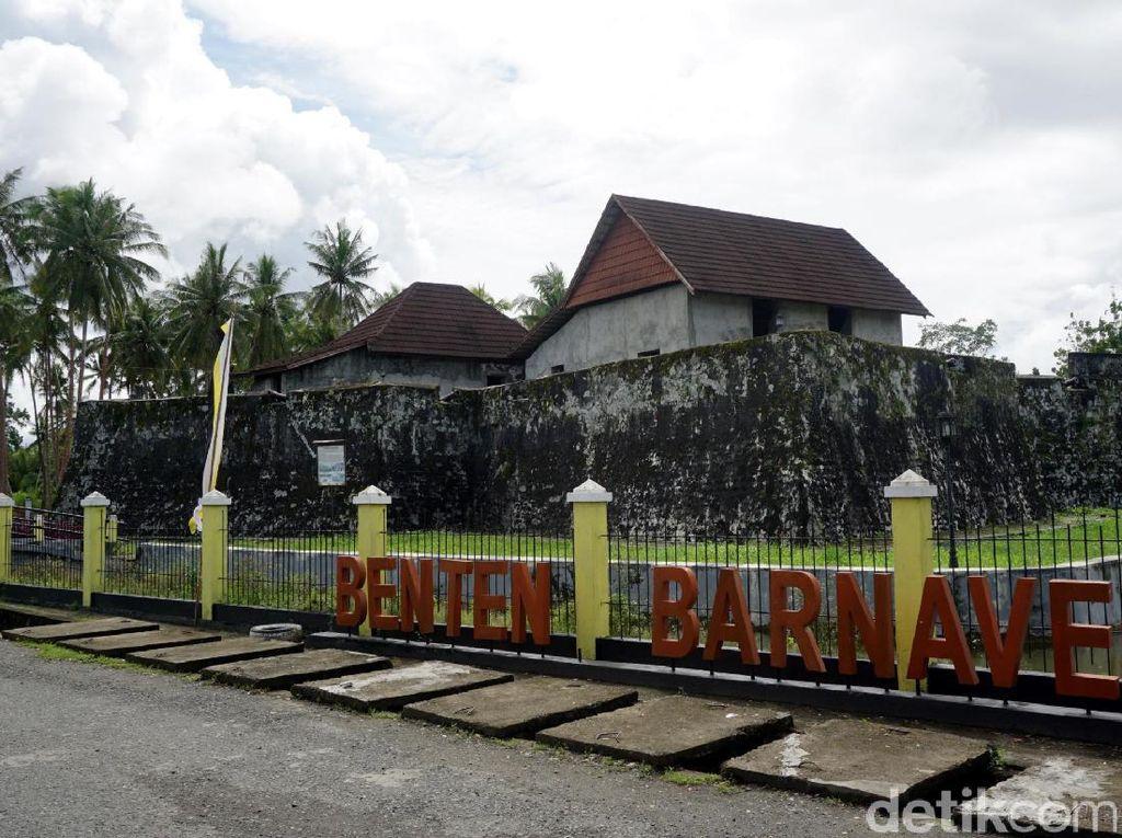 Foto: Benteng di Maluku Utara yang Diperebutkan 3 Negara