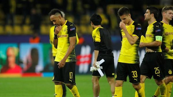 Bosz Enggan Bahas Handball Ramos, Akui Dortmund Pantas Kalah