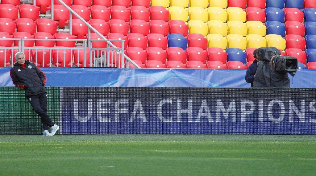 MU Bermodal Catatan Apik Mourinho Melawan Sevilla
