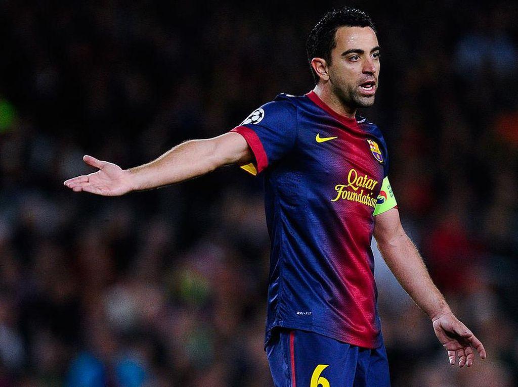 Barcelona Ingin Xavi Gantikan Valverde?
