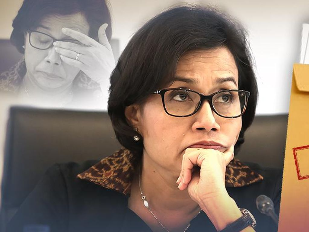 Kemenkeu Telusuri Bocornya Surat Sri Mulyani Soal Utang PLN