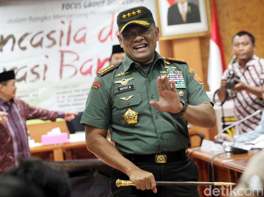 Panglima TNI Sebut Tindakan soal Senjata SAGL Sesuai UU