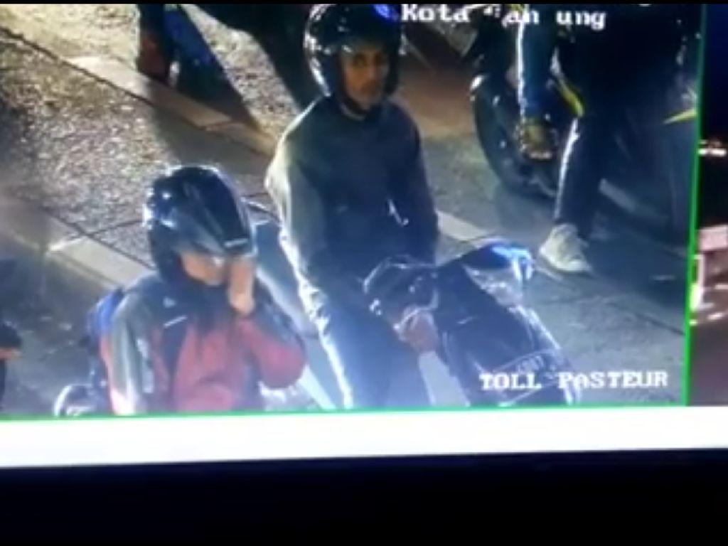Di Surabaya Polisi dan TNI Awasi Biker yang Suka Ngerokok