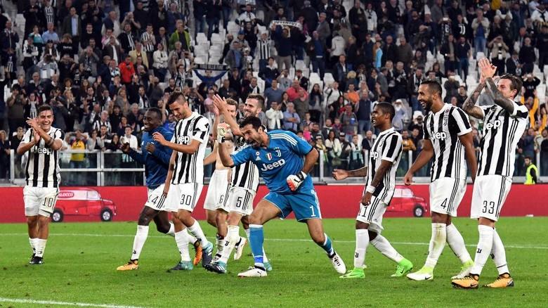 Musim Masih Panjang, Juventus Tenang soal Start Impresif Napoli