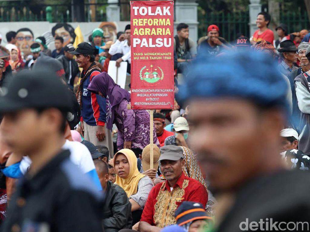 PAN Goyang Jokowi: Pengibulan sampai Reforma Agraria Palsu