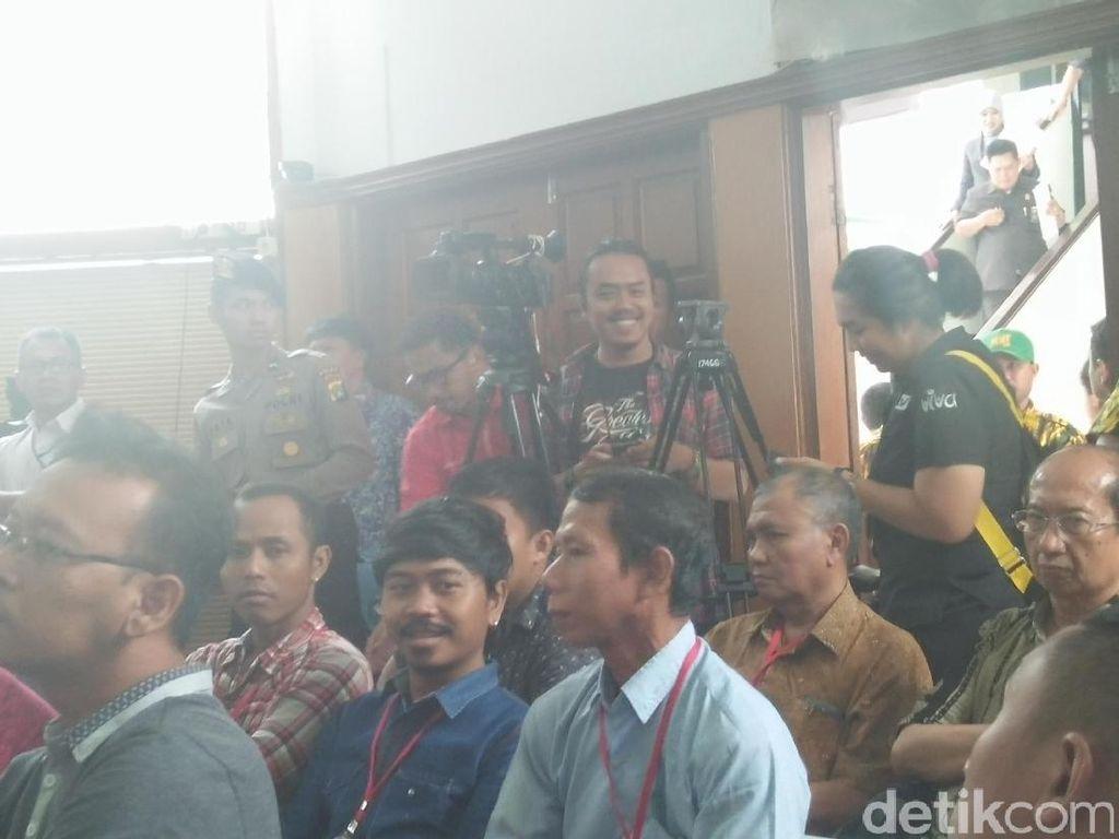 Hadir di Praperadilan Novanto, Ketua KPK Harapkan Keadilan