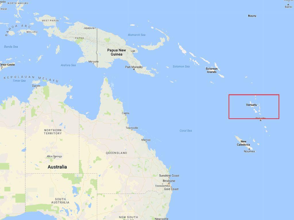 Vanuatu, Negara yang Mendukung Gerakan Separatis di Papua