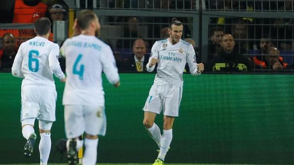 Kemenangan yang Mempertebal Kepercayaan Diri Real Madrid
