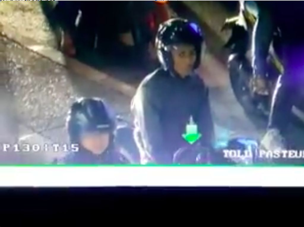Terciduk! Ketika Perokok di Bandung Kena Tegur lewat CCTV