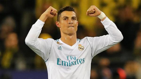 Ronaldo: Madrid Ubah Sejarah dengan Kemenangan di Markas Dortmund