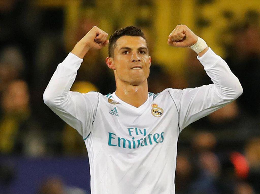 Ronaldo: Musim Tanpa Trofi Rasanya Hampa