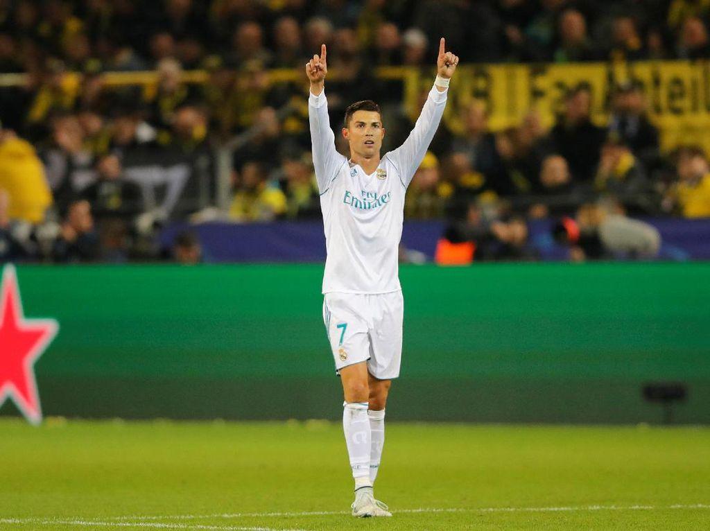 Ronaldo Simbol Talenta Besar dan Ambisi Madrid