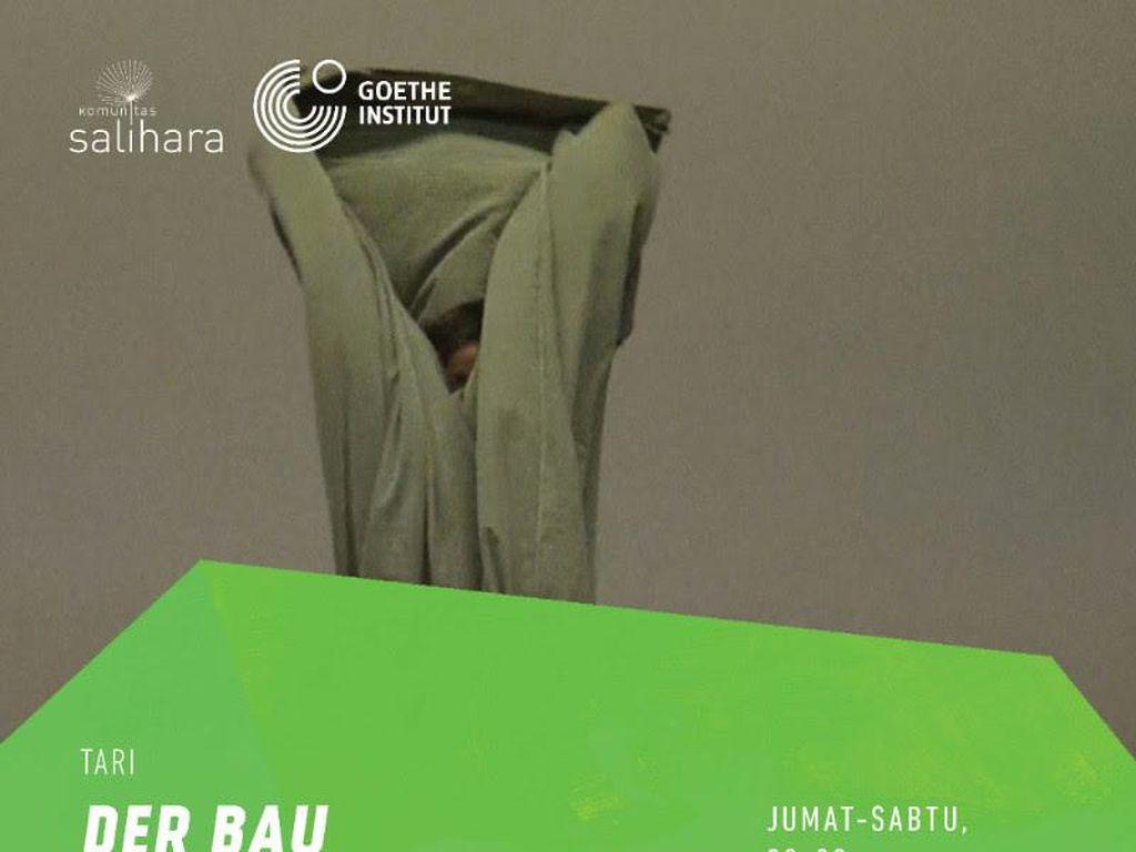 Koreografer Jerman Isabelle Schad akan Pentas di Jakarta