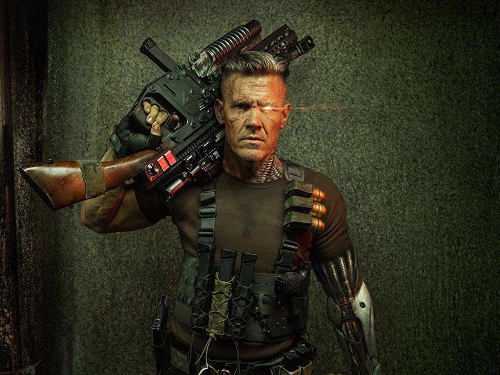 Naksir Ryan Reynolds, Josh Brolin Gabung di Deadpool 2