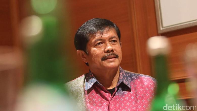 PSSI Pecat Indra Sjafri?