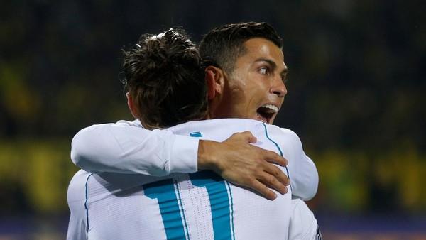 Momentum Bagus untuk Para Penyerang Madrid