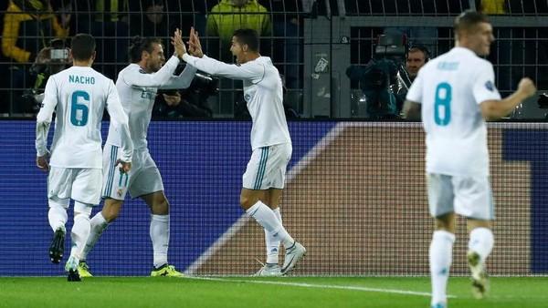 Semua Pemain Madrid Main Brilian