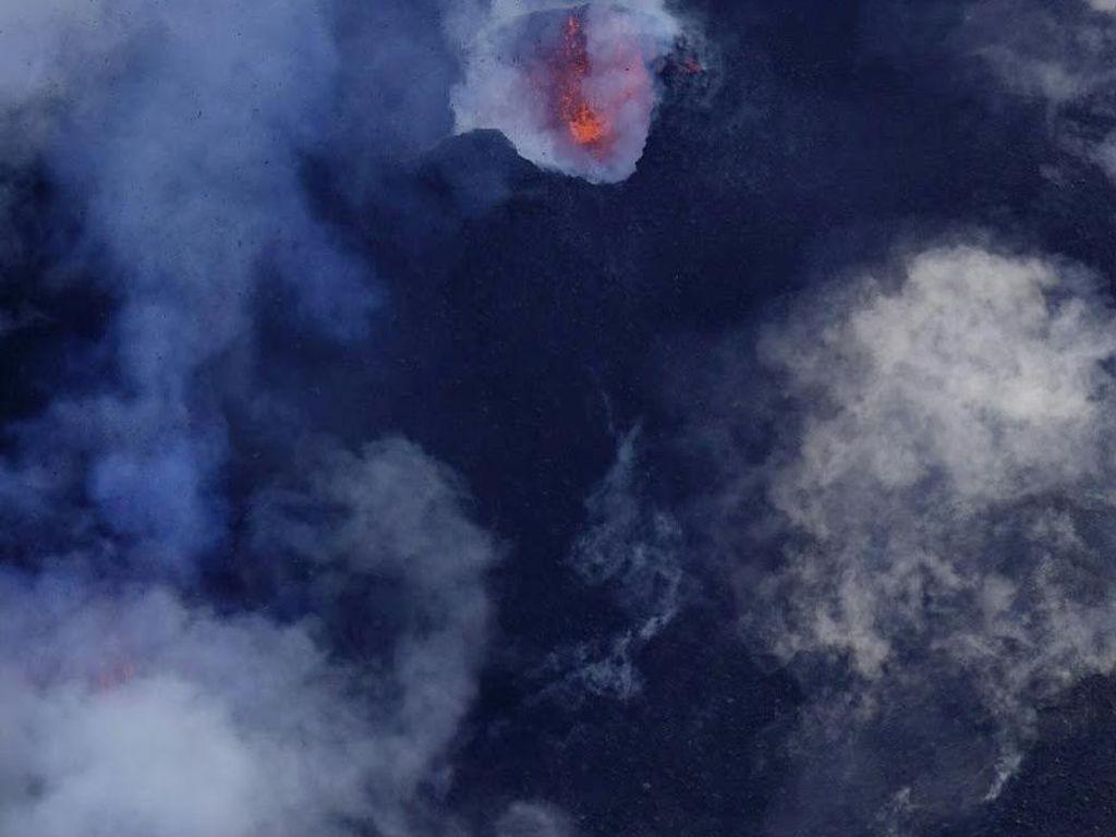 Gunung Api di Vanuatu Berpotensi Meletus, 6 Ribu Orang Dievakuasi