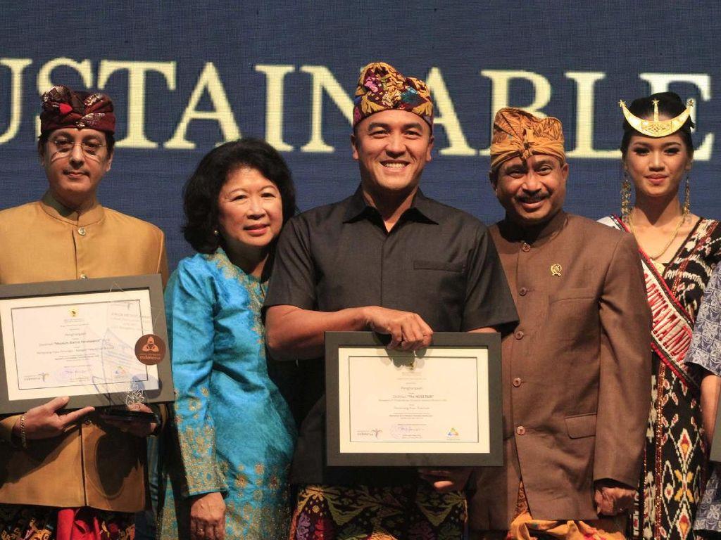 Nusa Dua Sabet Penghargaan Green Platinum ISTA 2017