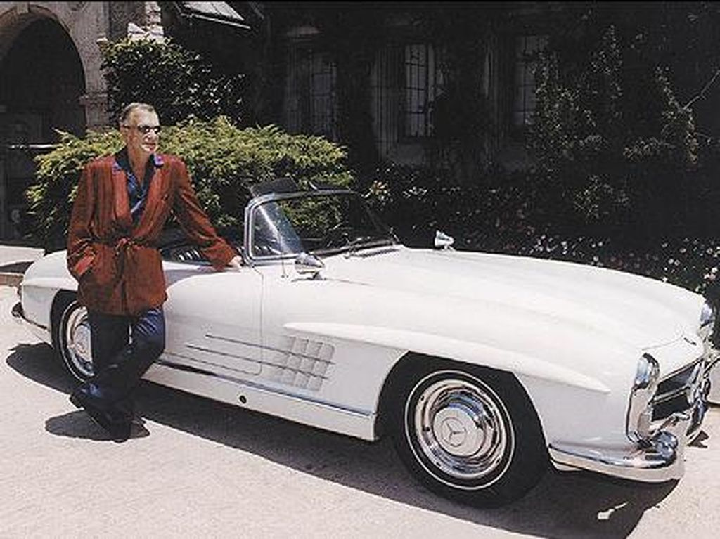 Koleksi Mobil Klasik Bos Playboy