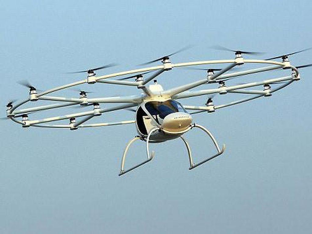 NASA Ujicoba Prototipe Taksi Terbang, Begini Hasilnya
