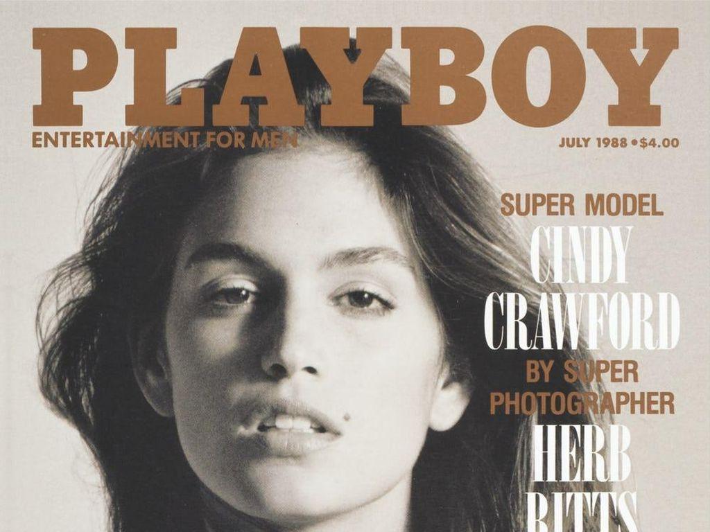 10 Selebriti Hot yang Pernah Jadi Cover Majalah Playboy