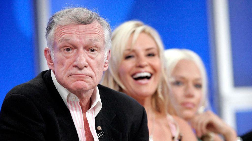 Fakta Unik tentang Kehidupan Seksual Bos Playboy Hugh Hefner
