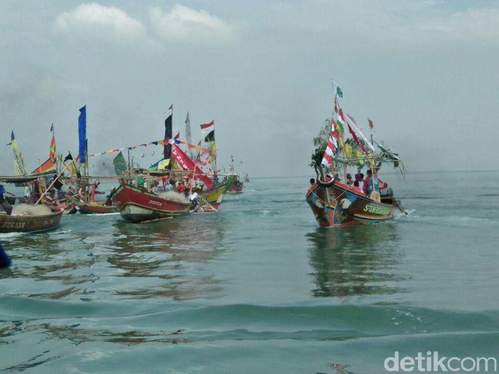 TPI Mati Suri, Nelayan Selipkan Musik Reggae di Ritual Nadran