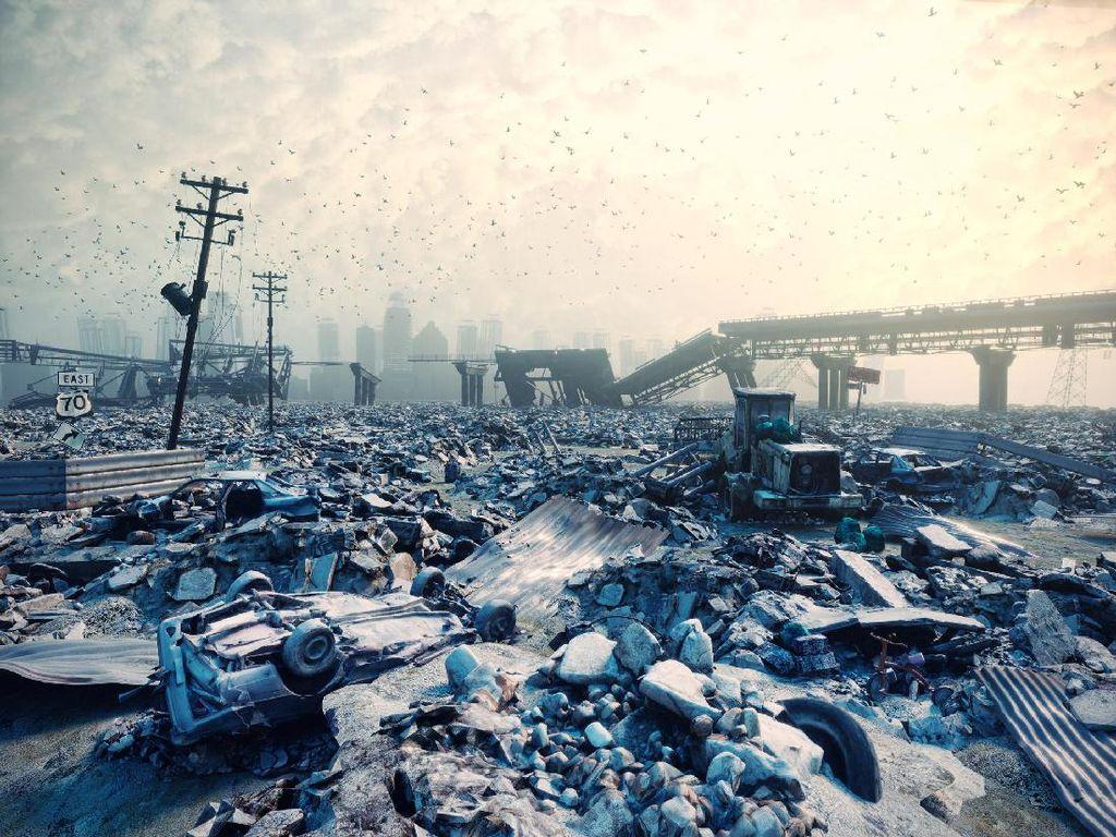 Begini Syarat Penetapan Status Suatu Peristiwa Jadi Bencana Nasional