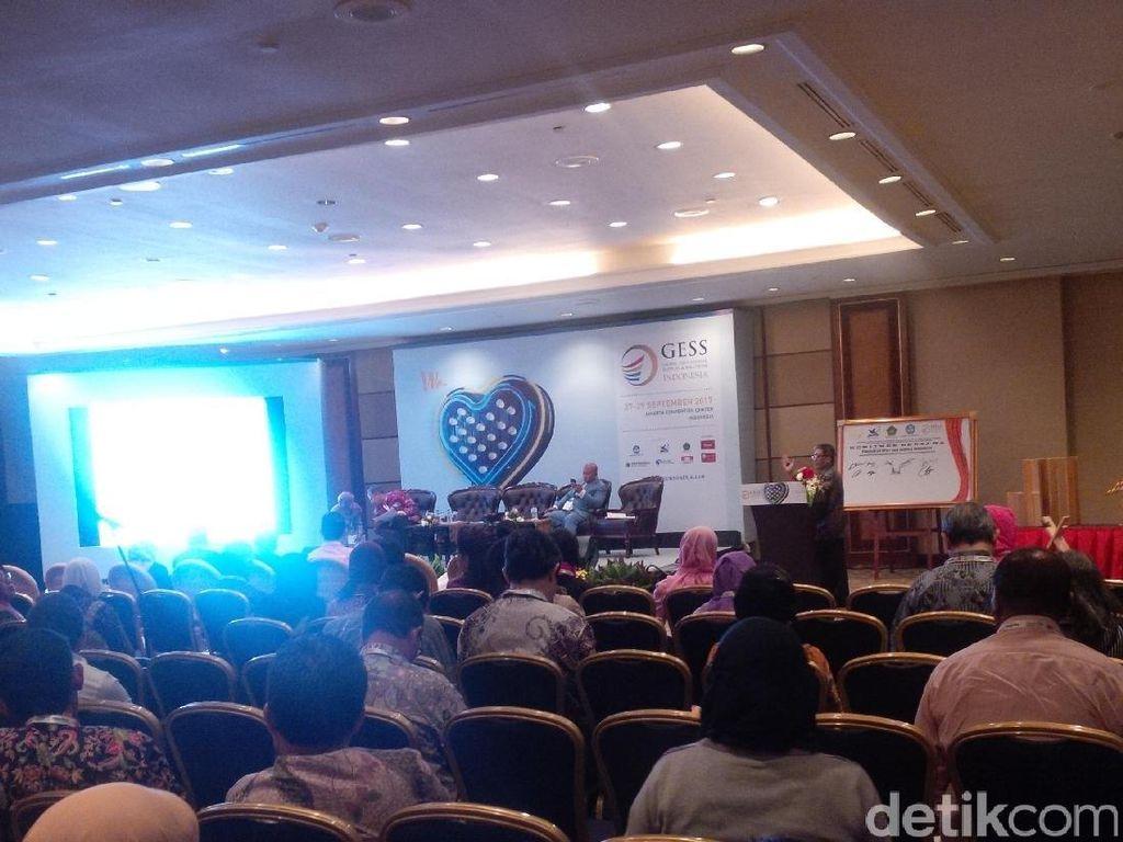 15 Hasil Riset Dosen Ditampilkan di Kongres IV ADI di JCC