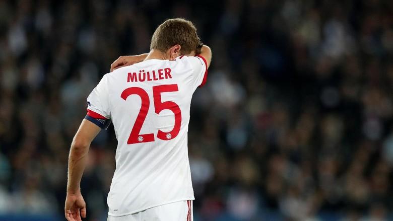 Bayern yang Tak Tampil seperti Bayern