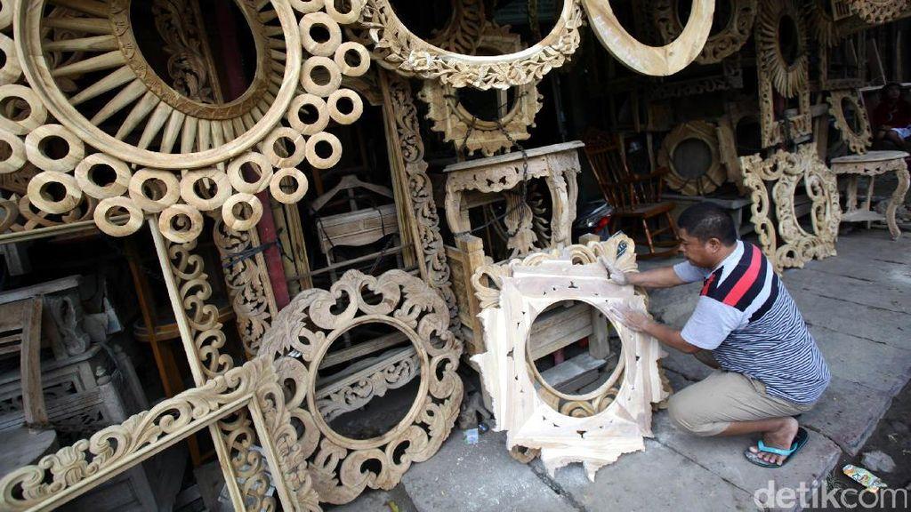 Pertumbuhan Industri Mebel dan Kerajinan Kayu Indonesia