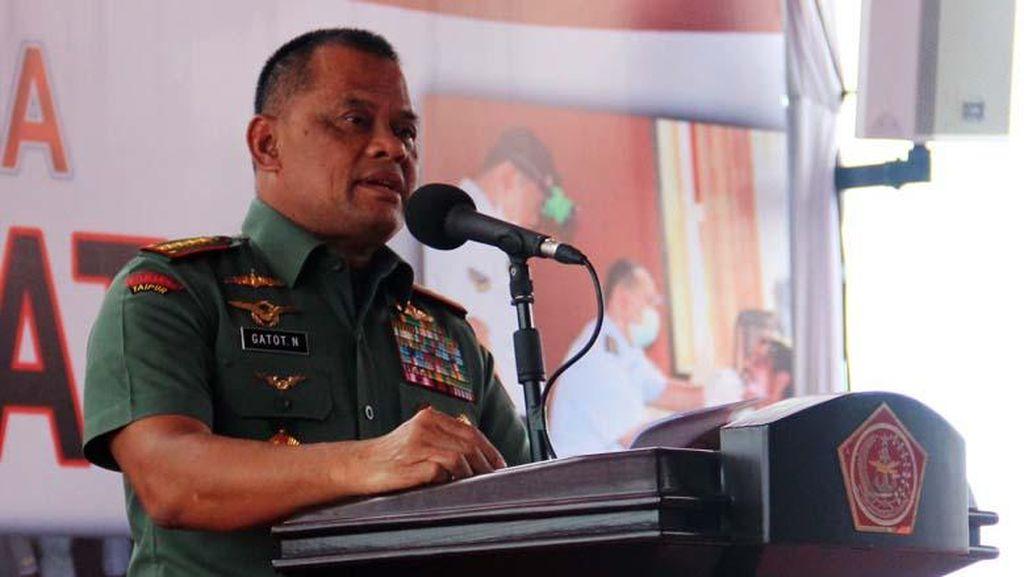 Panglima Gatot: TNI AL akan Buat Film tentang Laksamana Malahayati
