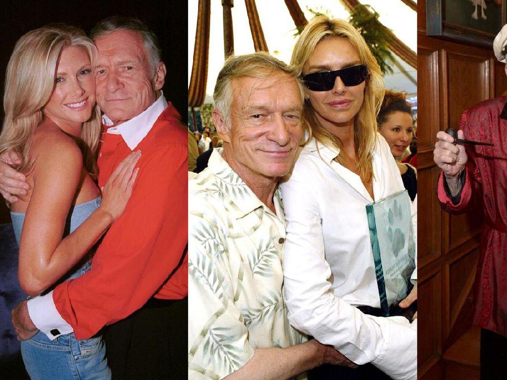 Meninggal karena Sebab Alami, Bos Playboy Hugh Hefner Pernah Sakit Serius