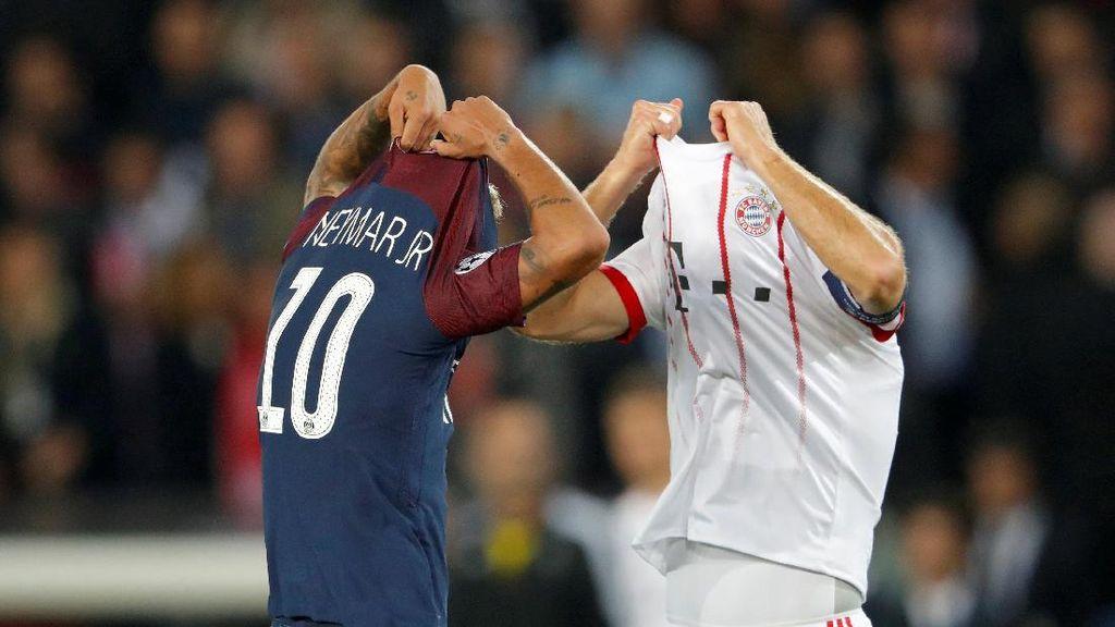 Foto-foto Terbaik Matchday II Liga Champions