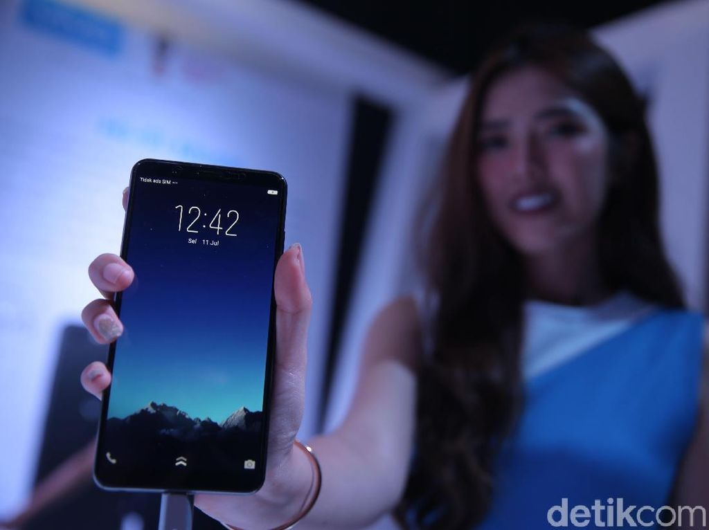 Bukan Cuma Selfie, Ini Alasan Vivo V7+ Punya Kamera Depan 24 MP