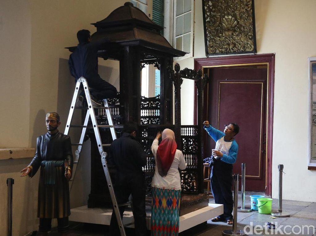 Perawatan Koleksi Museum Fatahillah