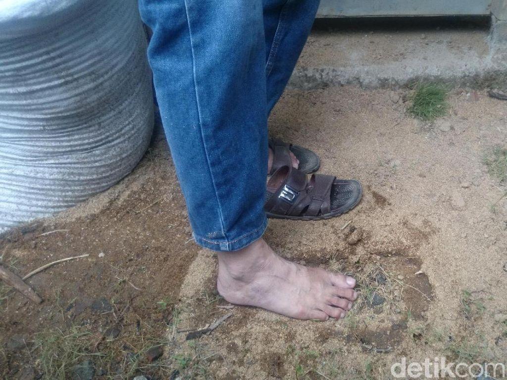 Siapakah Pemilik Jejak Bigfoot di Magelang?