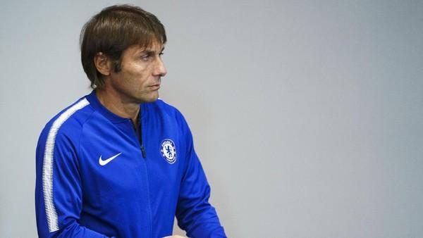 Conte Kritik Jadwal Laga Chelsea vs City